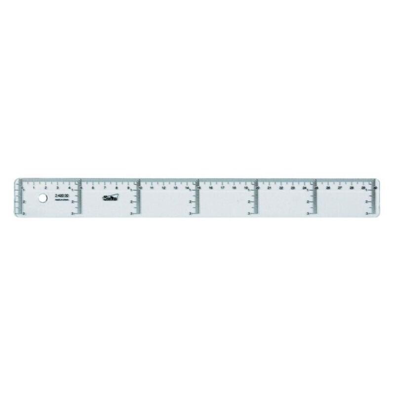 Ruler Safta 30 cm