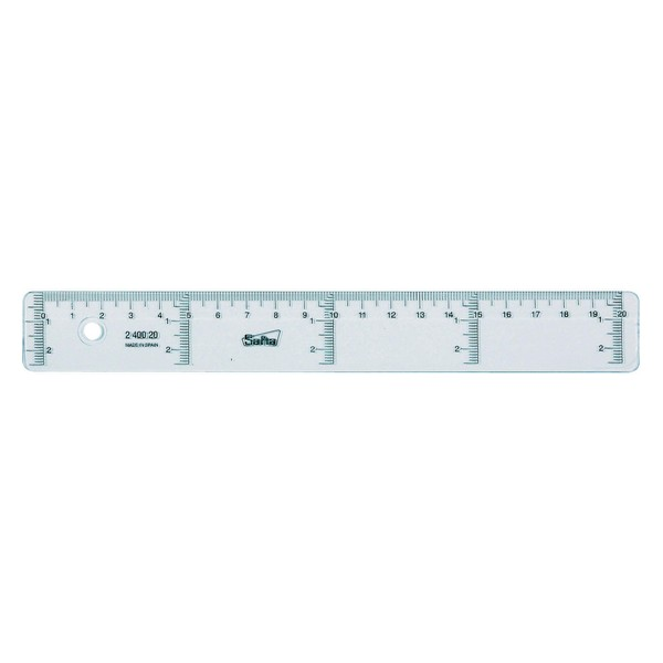 Ruler Safta 20 cm