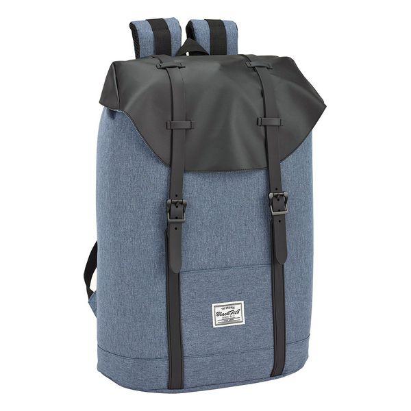 Gaming Laptop Backpack BlackFit8 15,6'' Blue Black