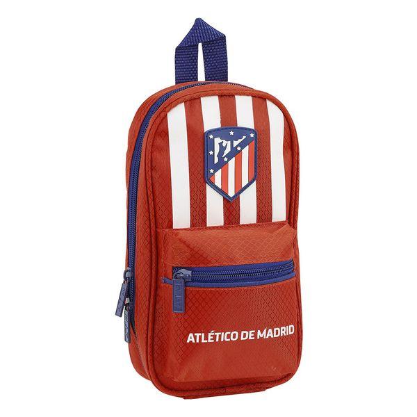 Backpack Pencil Case Atlético Madrid Red