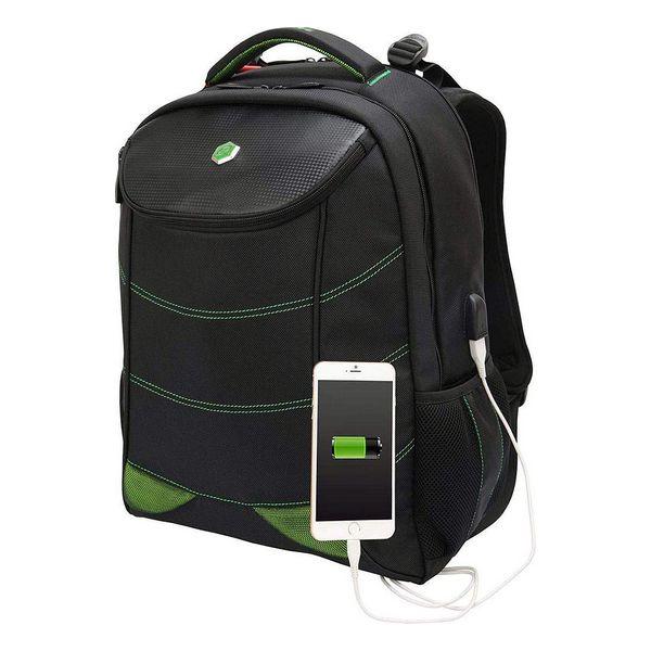Gaming Laptop Backpack Bestlife Black Green