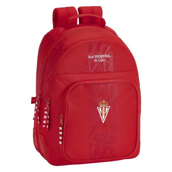 School Bag Real Sporting de Gijón Red