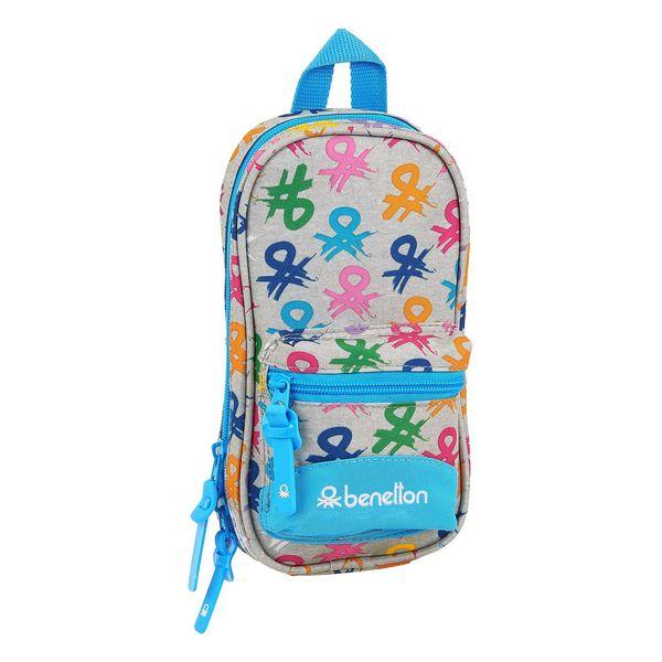 Backpack Pencil Case Benetton