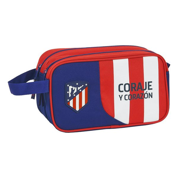School Toilet Bag Atlético Madrid Blue