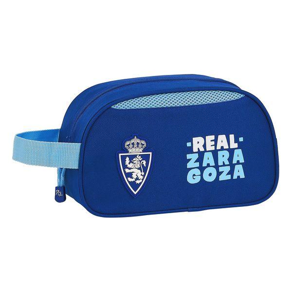 Necessaire per la Scuola Real Zaragoza Azzurro Azzurro Chiaro