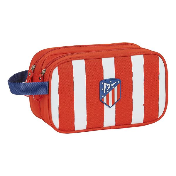 School Toilet Bag Atlético Madrid 20/21 Blue White Red