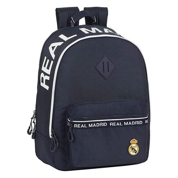 School Bag Real Madrid C.F. Navy Blue