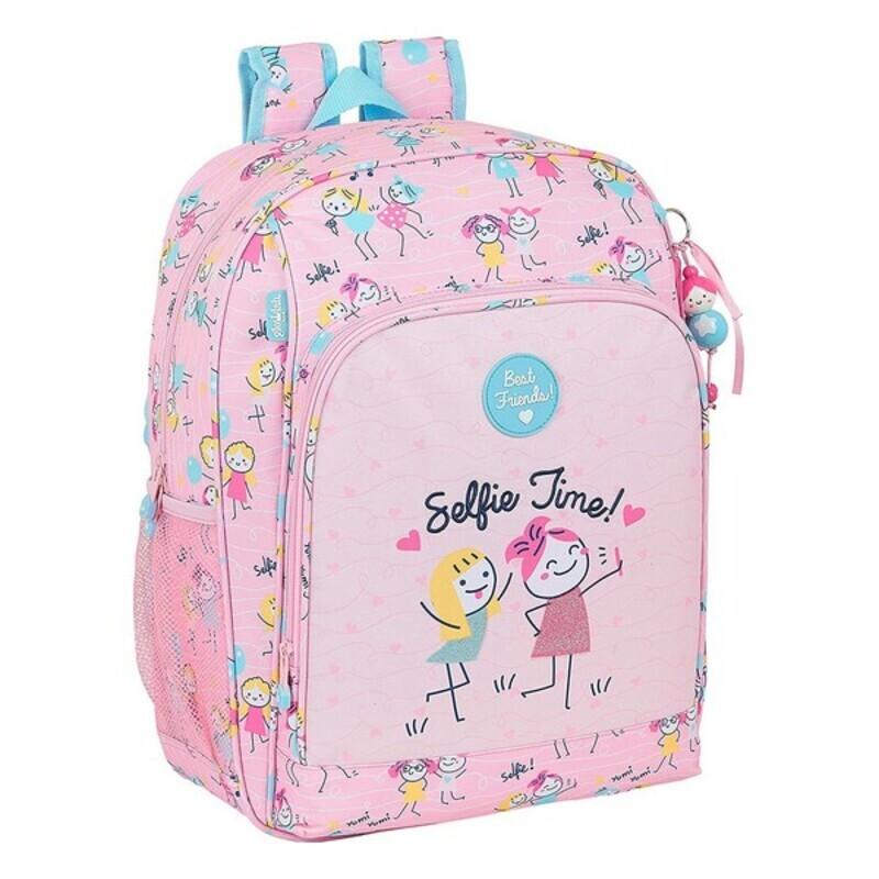 Child bag Glow Lab Best Friends Pink
