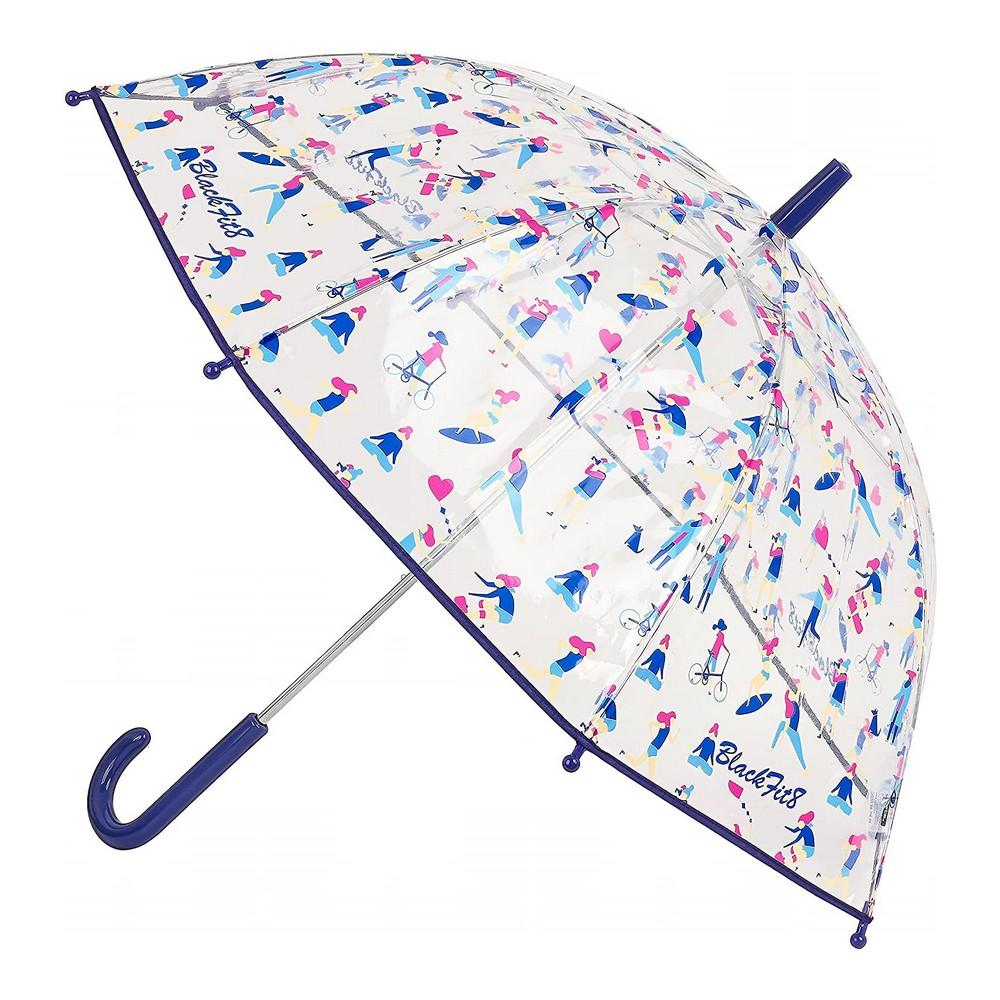 Bubble Umbrella BlackFit8 Go Girls Ø 76 cm