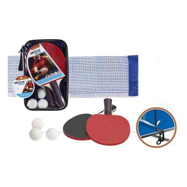 Ping Pong Set Aktive Sports (6 pcs)