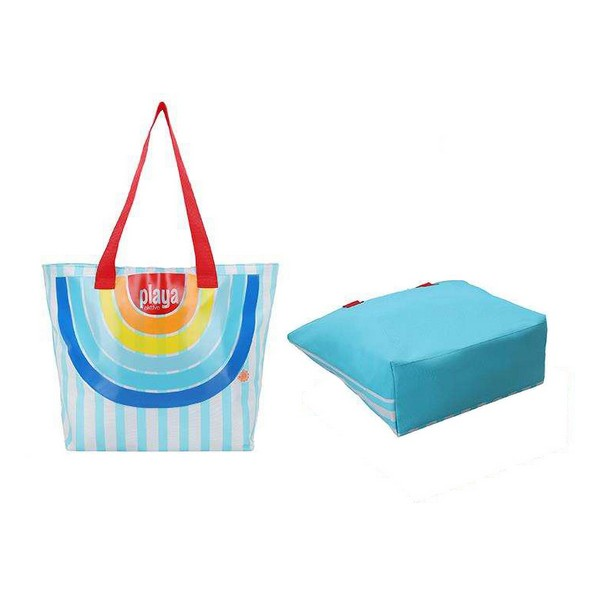 Beach Bag Colors (58 x 15 x 36 cm)