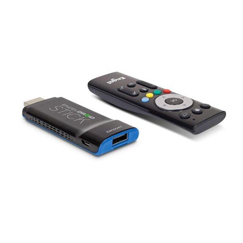 Smart TV Adapter Engel EN1004T Full HD 4 GB Wifi Black