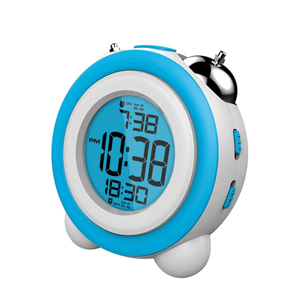 Alarm Clock Daewoo DCD-220BL Blue
