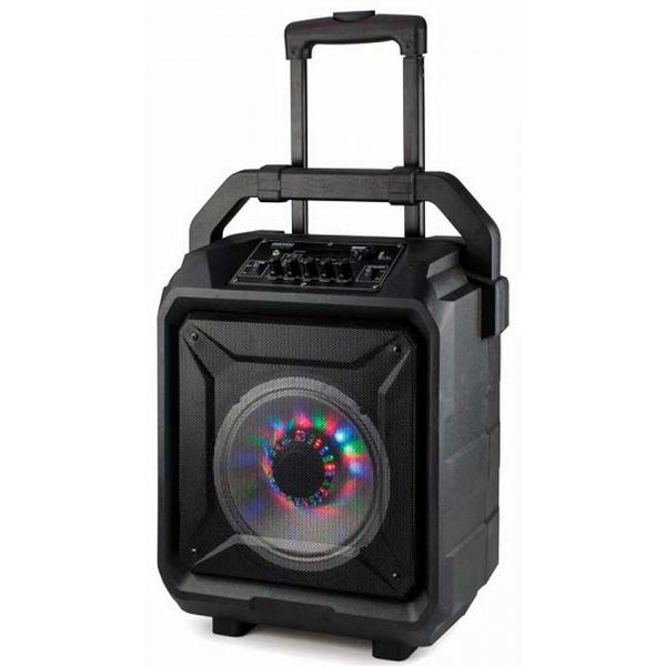 Altavoz Bluetooth Portátil Daewoo DSK-395 FM LED 40W Negro