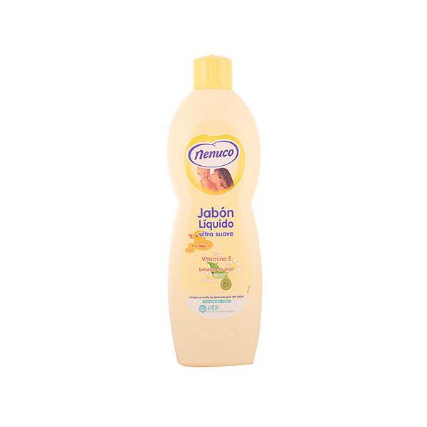 Super Soft Liquid Soap With Aloe Vera Nenuco 64557