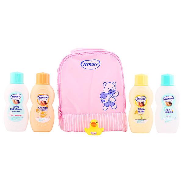 Child's Perfume Set Nenuco (4 pcs)
