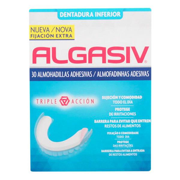 Adhesive Denture Pads Algasiv (30 uds)
