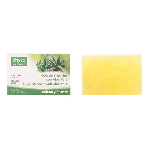 Aloe Vera Soap Bar Phyto Nature Luxana (120 g)