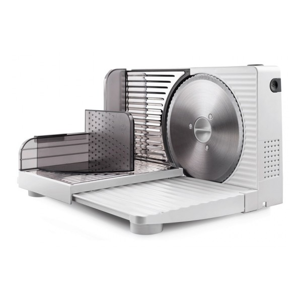 Meat Slicer Taurus CutMaster Compact Ø 17 cm 100W White