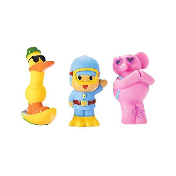 Set de Figuras Pocoyó Bandai (3 pcs)