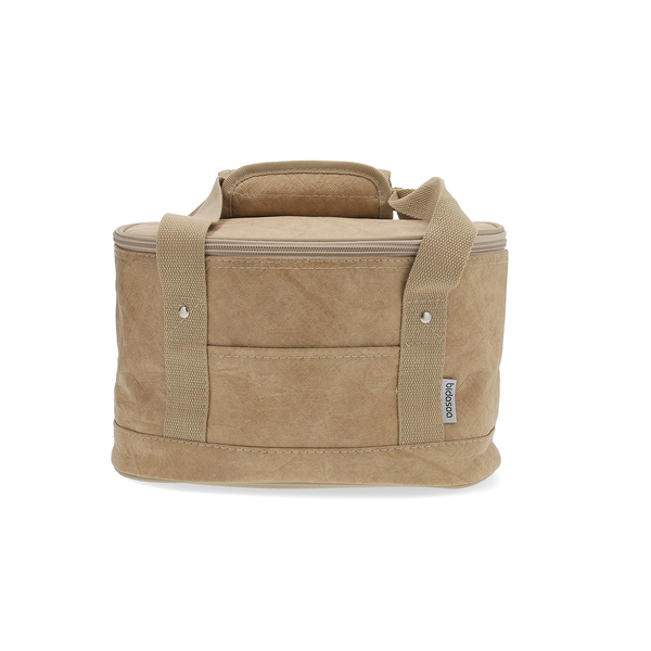 Bag Bidasoa Brown (26 x 16 x 17 cm)