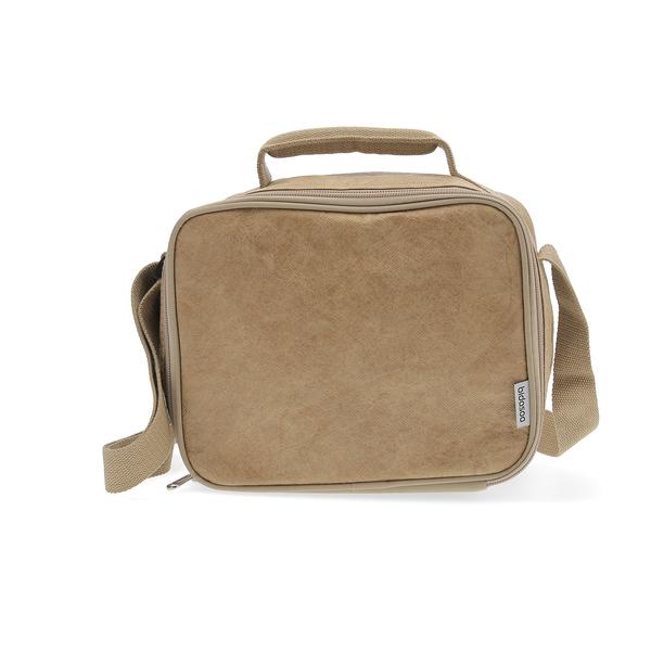 Bag Bidasoa Brown (22,5 x 13 x 18 cm)