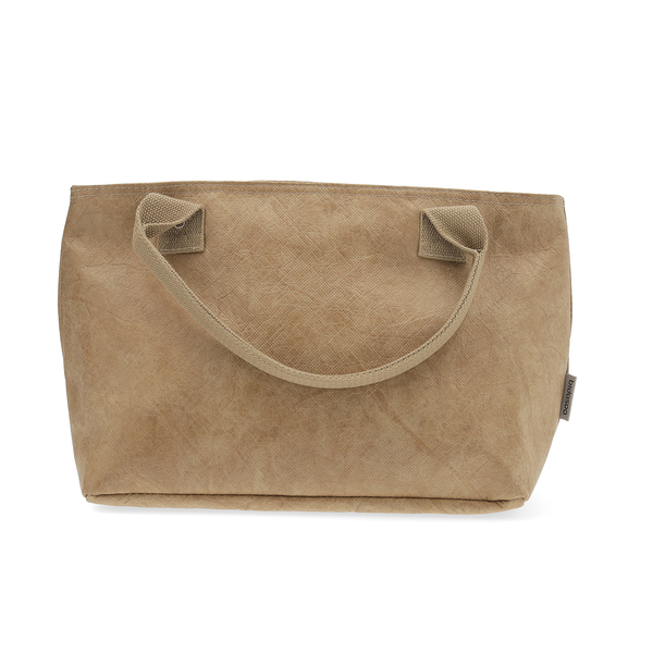 Bag Bidasoa Brown (27,5 x 16 x 22 cm)
