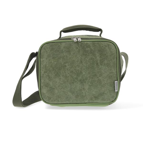 Bag Bidasoa Green (22,5 x 13 x 18 cm)