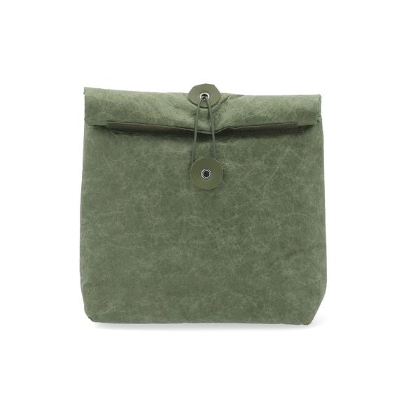 Bag Bidasoa Roll-up Green (20 x 11 x 25 cm)
