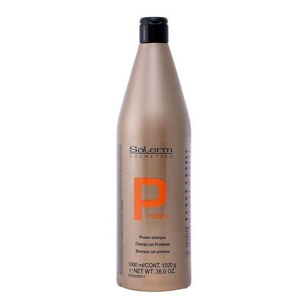 Hranljiv šampon za lase Protein Salerm (250 ml)