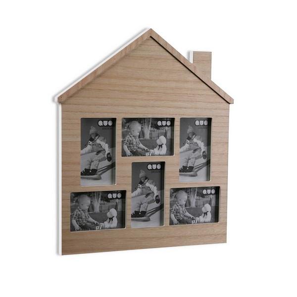 Photo frame (1,2 x 40 x 36 cm) Wood