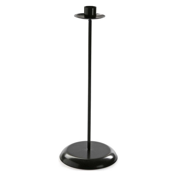 Candleholder Metal Black