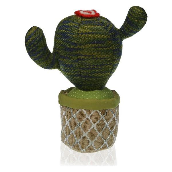 Door stop Textile (12 x 29 x 28 cm) Cactus
