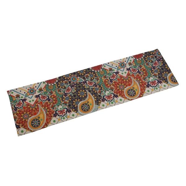 Table Runner Giardino Multicolour Polyester (44,5 x 0,5 x 154 cm)