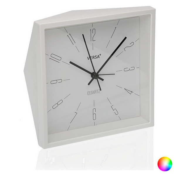 Alarm Clock Plastic (7,3 x 15,3 x 15,3 cm)