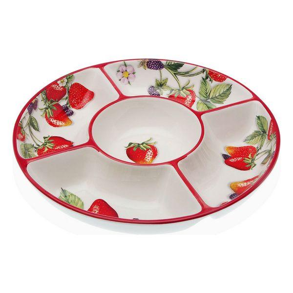 Snack tray Dolomite Strawberries