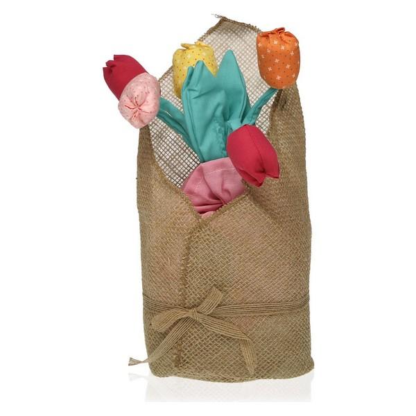 Door stop Textile (15 x 33 x 14 cm) Tulip