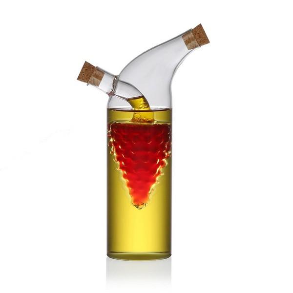 Cruet Glass (5,5 x 20,5 x 5,5 cm)