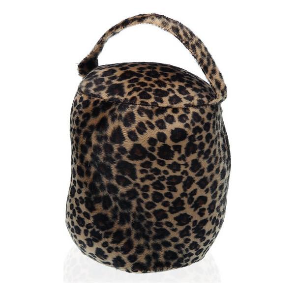 Door stop Leopard Textile (15 x 18 x 15 cm)