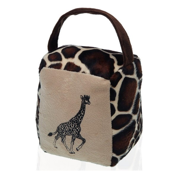 Door stop Giraffe Textile (10 x 15 x 12 cm)