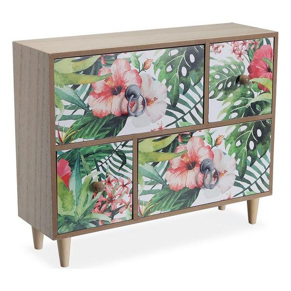 Jewelry box Ayanna (4 drawers)