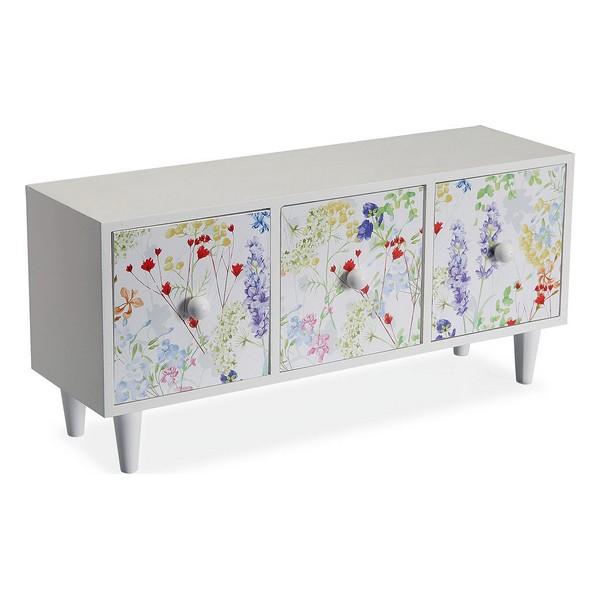 Jewelry box Blume (3 drawers)