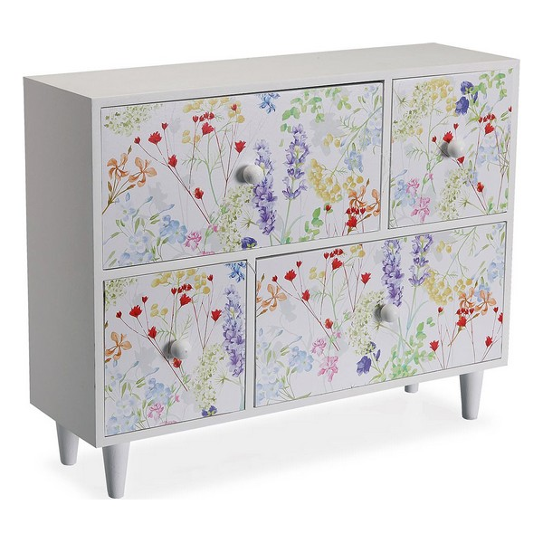 Jewelry box Blume (4 drawers)