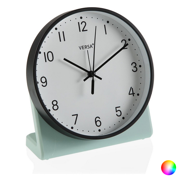 Alarm Clock Plastic (7,9 x 17 x 15,8 cm)