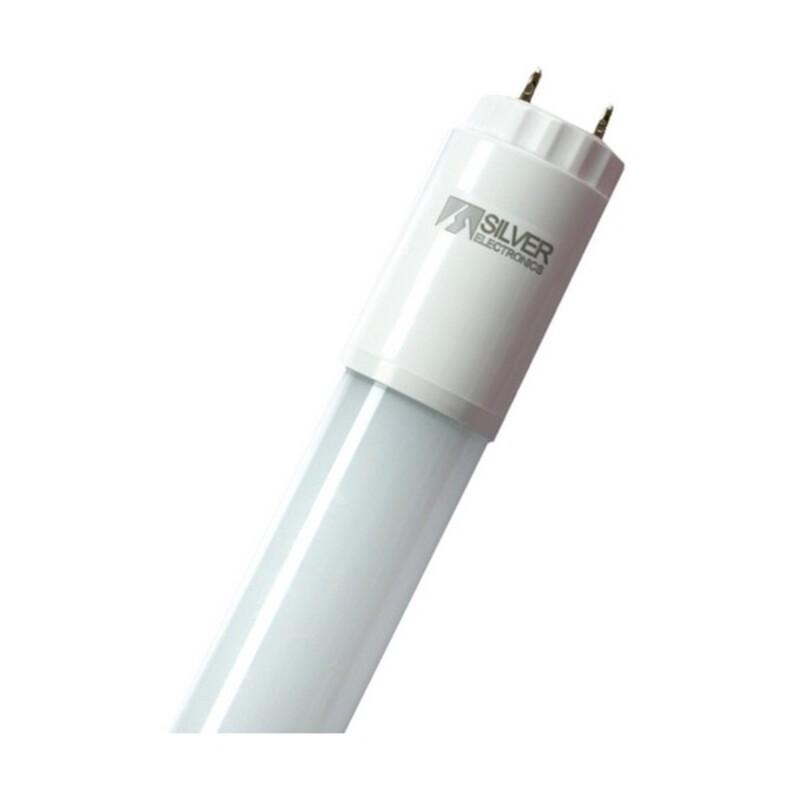 LED Tube Silver Electronics T8 ECO 1,20 m 6000K 18W 18 W 36 W