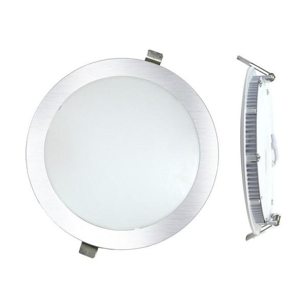Downlight Silver Electronics ECO 18W LED