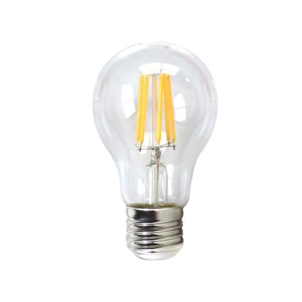 Bombilla LED Esférica Silver Electronics 1980627 E27 6W 3000K A++ (Luz cálida)