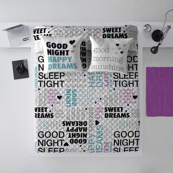 Bedspread (quilt) Icehome God Nat (Bed 90)