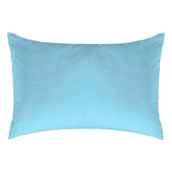 Pillowcase Naturals Blue (45 x 90 cm)