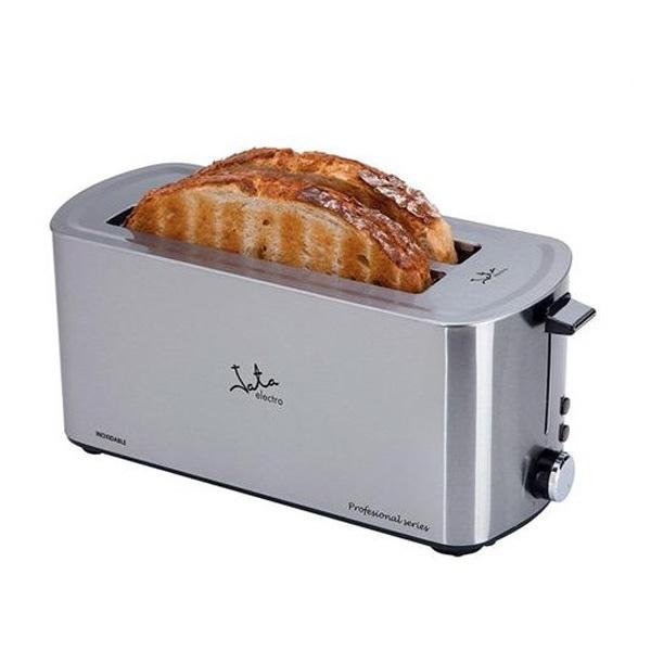Toaster JATA TT1046 1400W Stainless steel